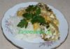 Щука в сметанном соусе