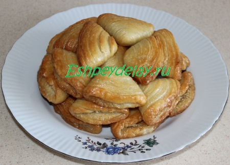 Пахлава турецкая «ракушки»